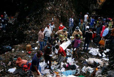 Death toll from Ethiopia garbage landslide rises to at least 72 - lawsonjamesblog news