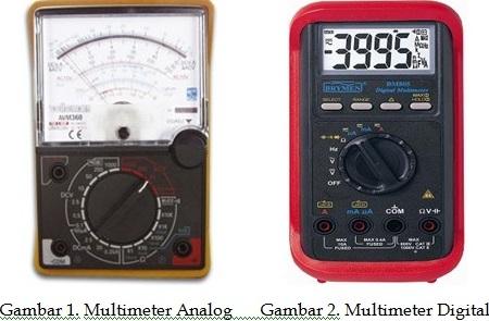 Apa itu AVO meter? Pengertian dan Fungsinya