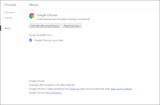 Download Google Chrome 55.0.2883.75 Offline Installer