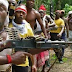 BREAKING: Niger Delta militants issue strong warning to Buhari