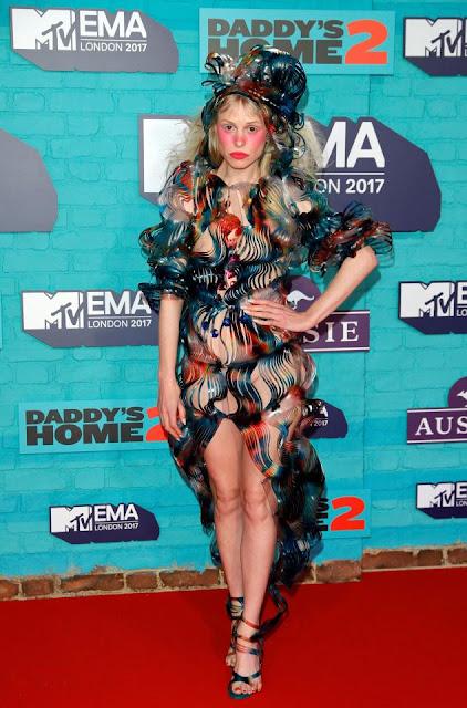 MTV EMAS 2017