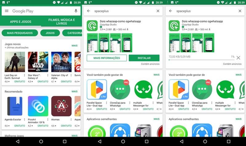 Whatsapp Messenger: como usar 2 contas no mesmo celular