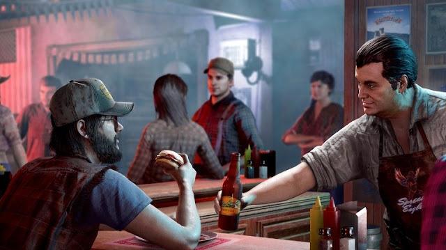 الإعلان عن رواية Far Cry Absolution و التي تحكي أحداث ما قبل جزء Far Cry 5