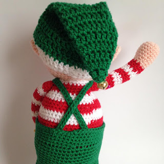 Heart Amp Sew Christmas Elf Free Crochet Amigurumi Pattern