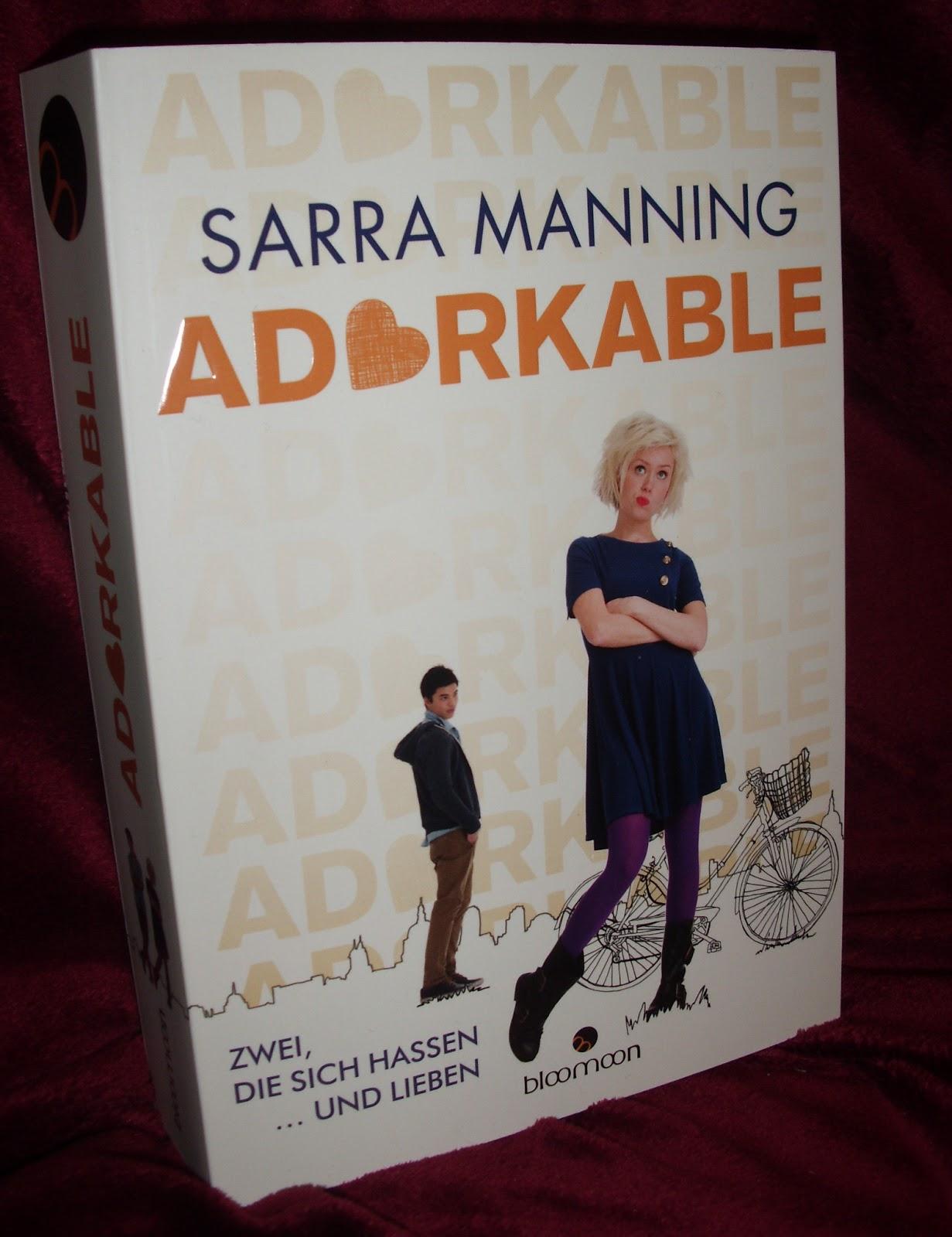 Adorkable Sarra Manning Pdf