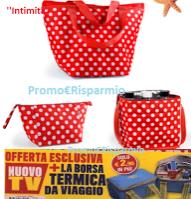 Logo Borse termiche e beauty in allegato a Nuovo TV e Intimità