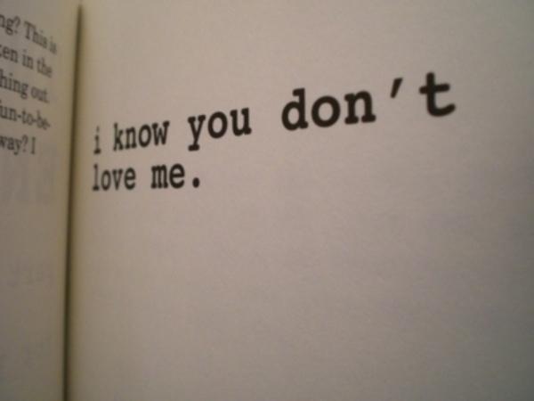 Ketika Kamu Tidak Yakin Apakah Dia Juga Mencintai Kamu