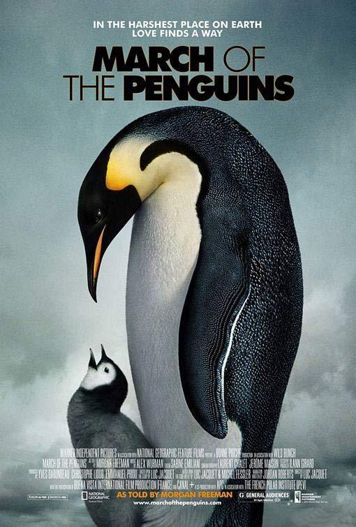 March of the Penguins การเดินทางของจักรพรรดิ [HD][พากย์ไทย]