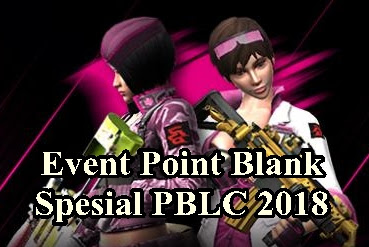 Event Maintenance Point Blank 2018
