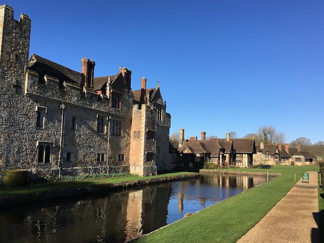 Astor Wing Hever Castle UK Kent Anne Boleyn