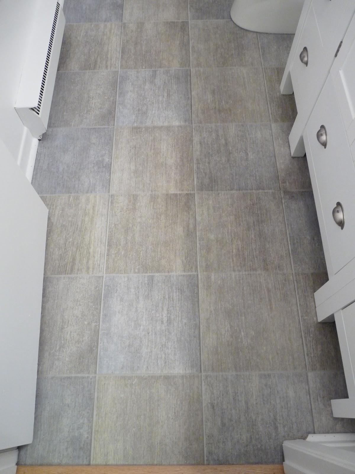 Good looking vinyl floor