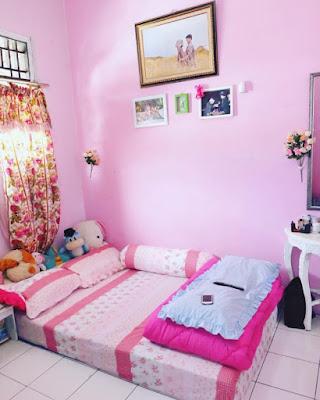 desain kamar tidur sederhana terbaru