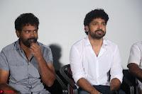 Poojita Super Cute Smile in Blue Top black Trousers at Darsakudu press meet ~ Celebrities Galleries 004.JPG