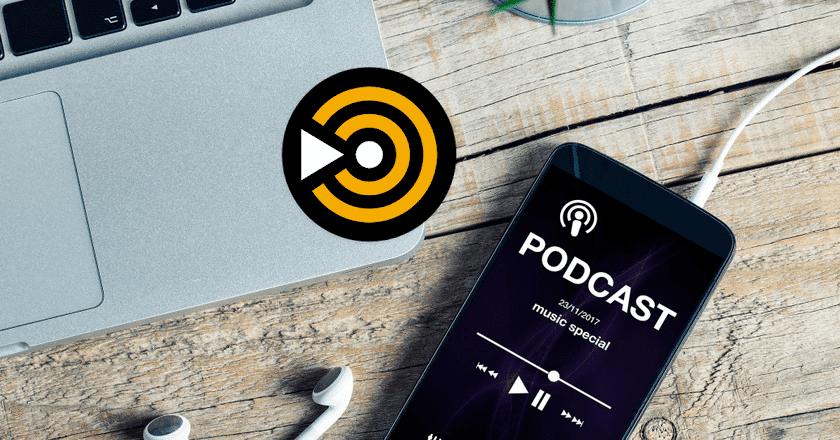 Ouça seus podcast com o Podcast Go