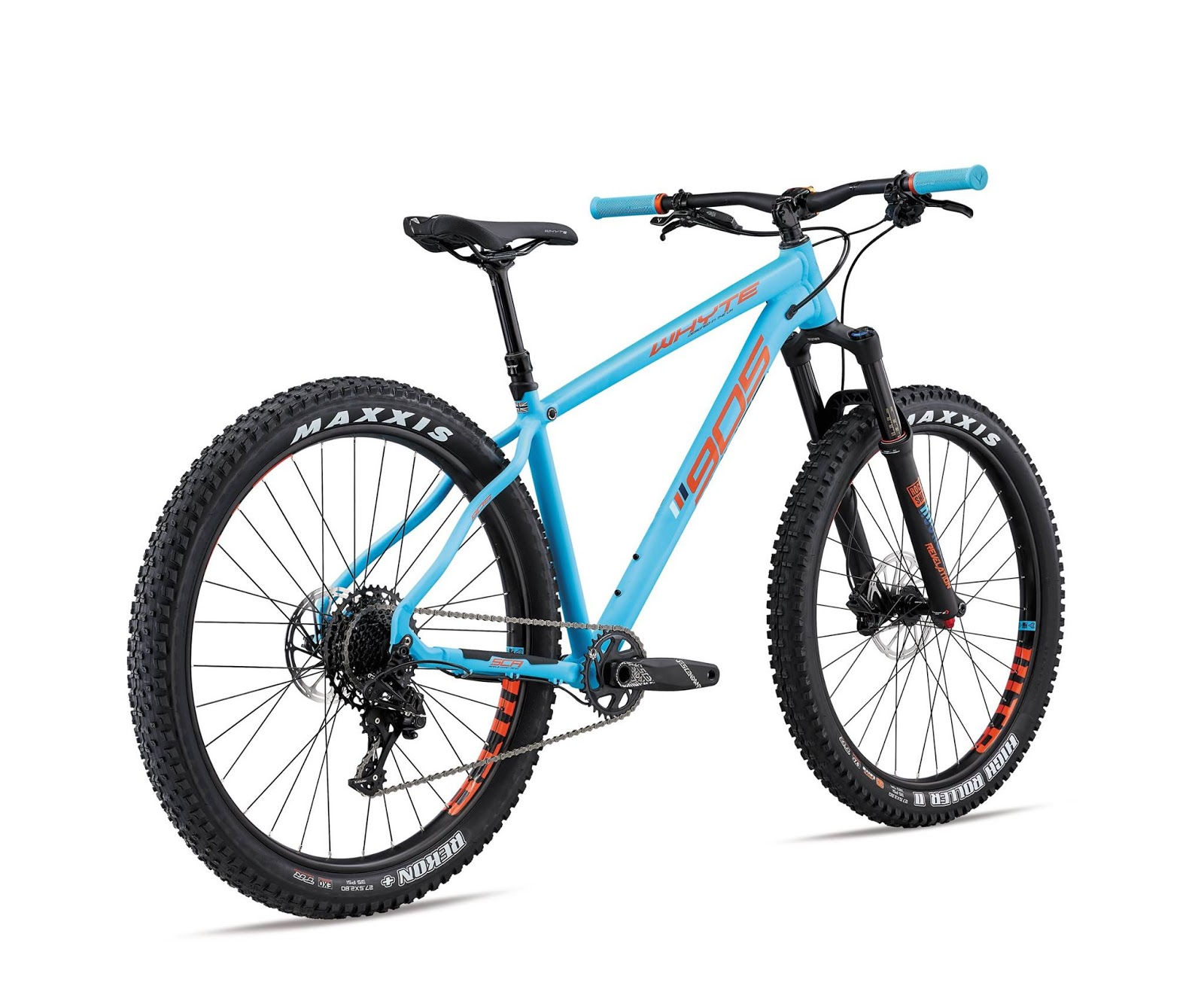 Whyte Bikes Revealed Their New 905 Hardtail Mtb