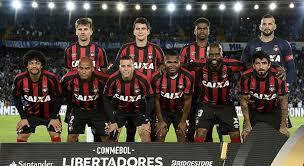 Atlético Paranaense enfrenta a Santos FC en Copa Libertadores 2017