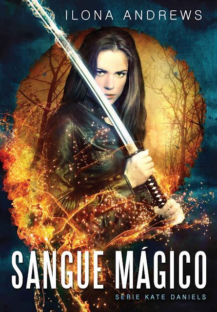 Sangue mágico Ilona Andrews