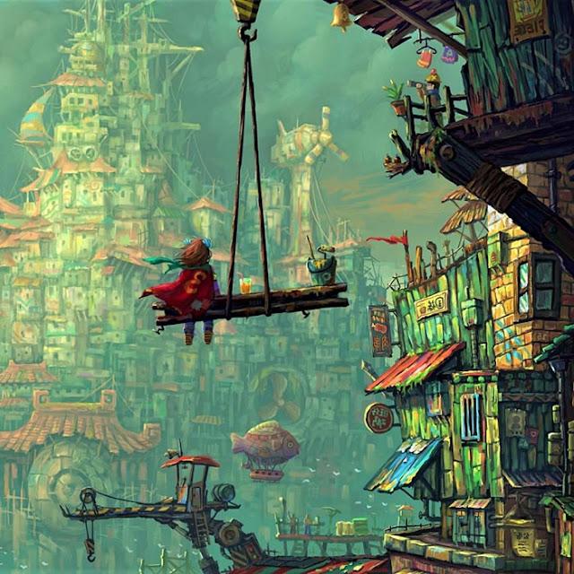 Fantasy World Wallpaper Engine