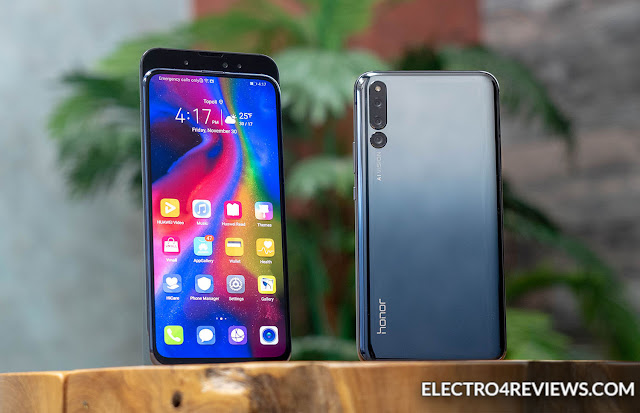 Huawei Honor Magic 2 - Review Full phone specifications | electro4reviews