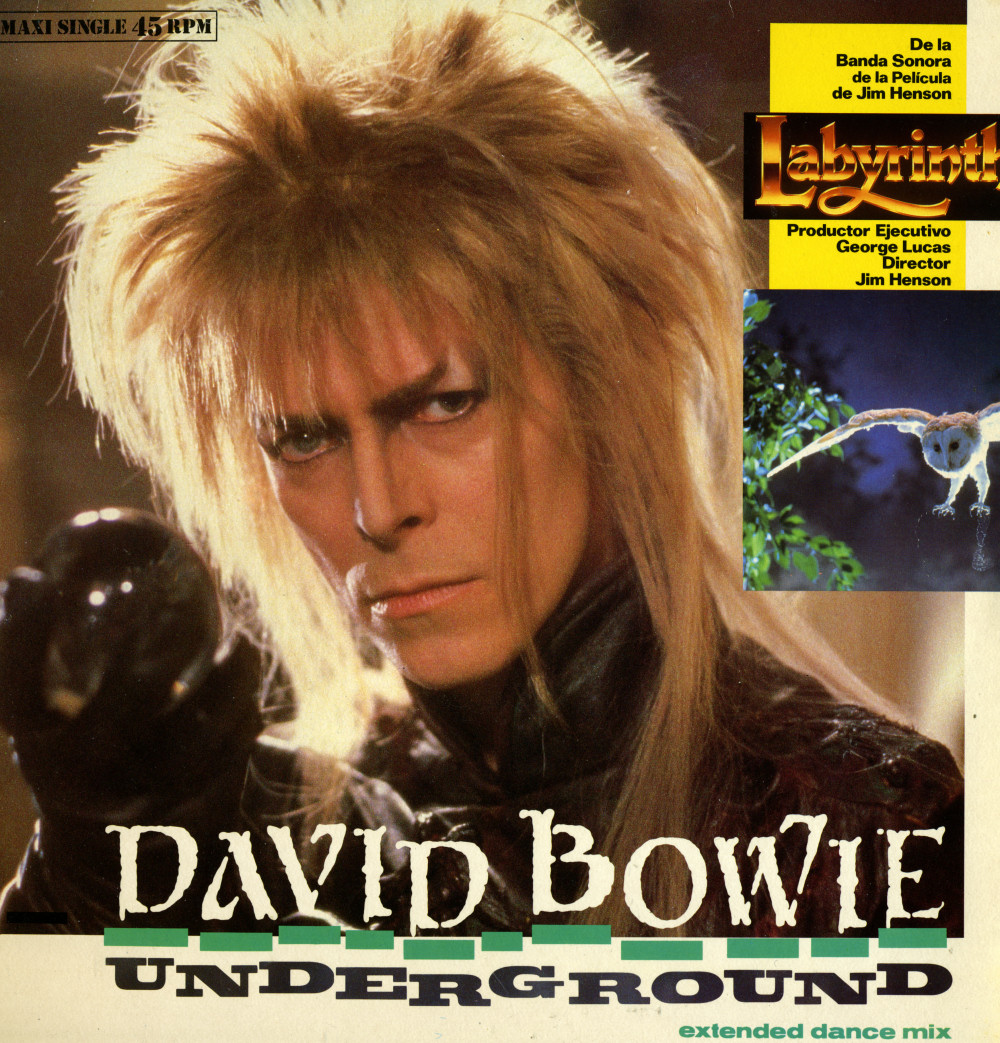 Music On Vinyl Underground David Bowie