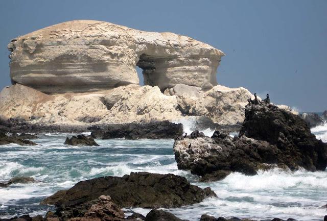 Arco natural La Portada – Chile