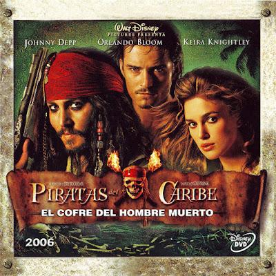 Piratas del Caribe II - El cofre del hombre muerto - [2006]