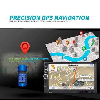 7030gm navigatore mp5 bluetooth