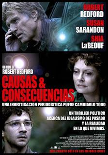 Causas y Consecuencias (The Company You Keep) (2012)