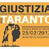 """Ambiente. Il 25 febbraio la manifestazione """"Giustizia per Taranto"""""""