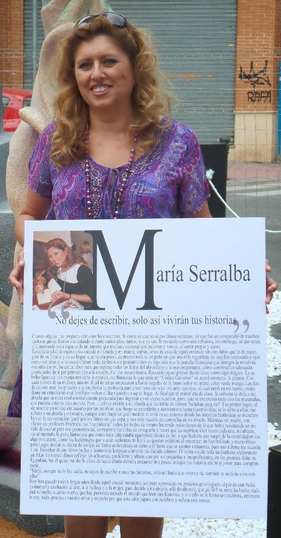 El Blog de María Serralba-Secretos entre llamas
