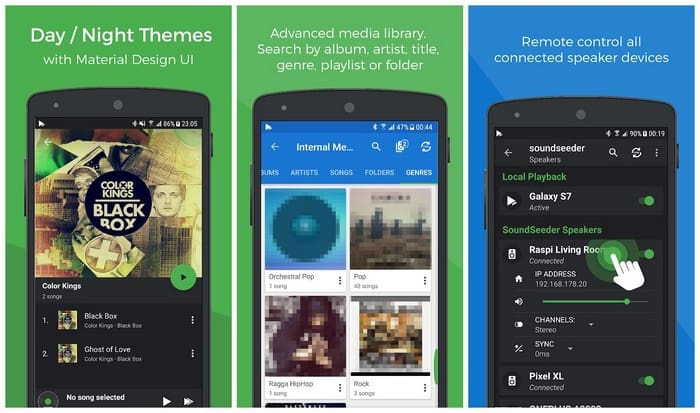 SoundSeeder Premium 2 1 5 Apk Is Here! [Music Player] | Novahax