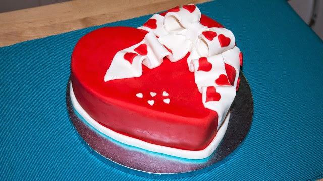 Receta Ganadora del Concurso de recetas de San Valentín