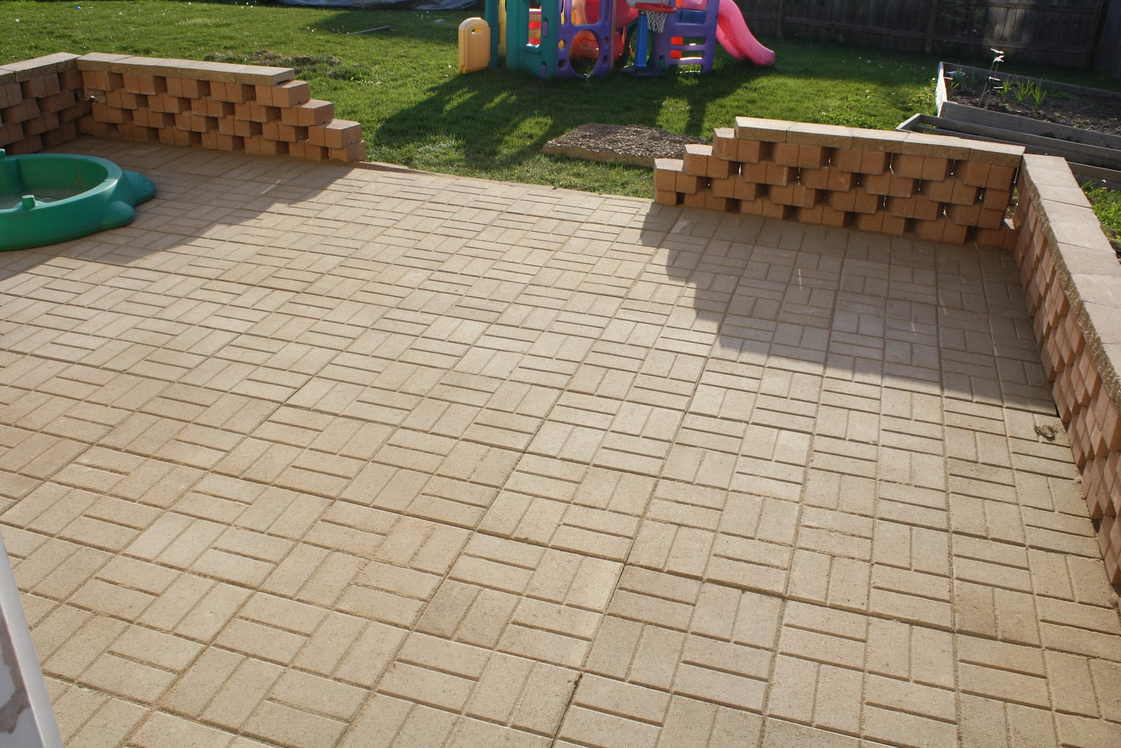Lovely 16 X 16 Patio Pavers