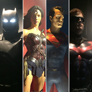 The DC Exhibition: Dawn of Super Heroes