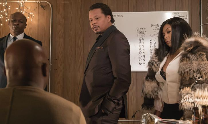 Empire - Episode 3.10 - Sound and Fury - Promos, Promotional Photos, Interviews & Press Release