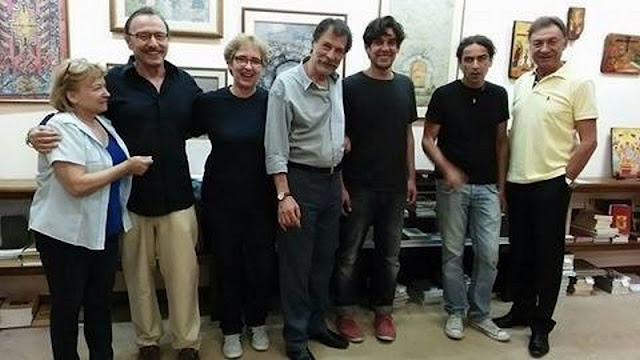 Έπεσε η αυλαία της ομαδικής έκθεσης ζωγραφικής των Ναυπλιέων ζωγράφων