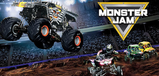 Monster Jam Mexico | Boletos baratos primera fila 2016 2017 2018