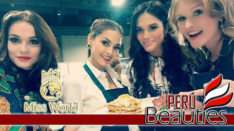Miss World 2016 | Pierina sigue destacando