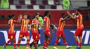 الترجي يحقق الفوز على النادي الإفريقي بثنائية في الجولة 9 من الدوري التونسي