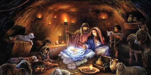 Η ΙΣΤΟΡΙΑ ΤΗΣ ΓΕΝΝΗΣΗΣ ΤΟΥ ΧΡΙΣΤΟΥ !!