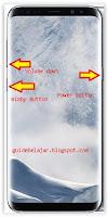 download mode Samsung Galaxy S8 | S8+