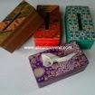 souvenir panitia box tisu vinil batik
