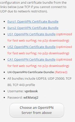 Free VPN on OpenVPN