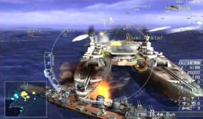 Warship Gunner 2 PSP Android