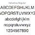 世界で最も有名な書体?「Helvetica(ヘルヴェチカ)」
