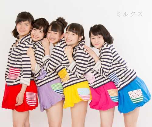 [Single] ミルクス – ミルクス (2015.07.01/MP3/RAR)
