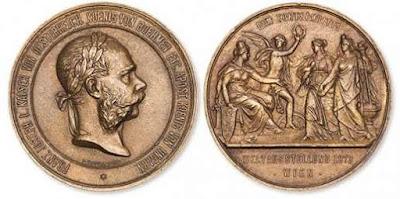 Borsec medalie 1873