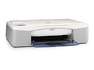 Image HP Deskjet F370 Printer