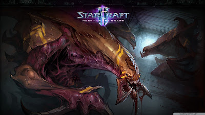 Starcraft II HD Wallpaper Collection 2560x1440