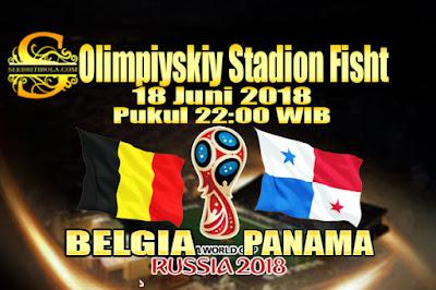 AGEN BOLA ONLINE TERBESAR - PREDIKSI SKOR PIALA DUNIA 2018 BELGIA VS PANAMA 18 JUNI 2018